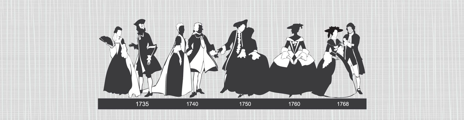 1735 to 1768