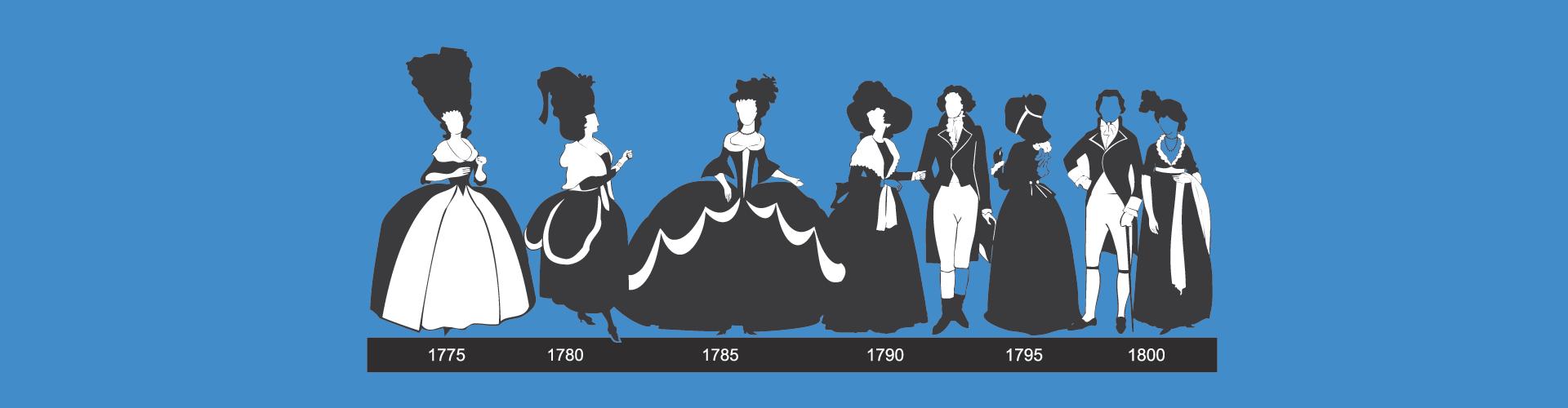 1775 to 1800