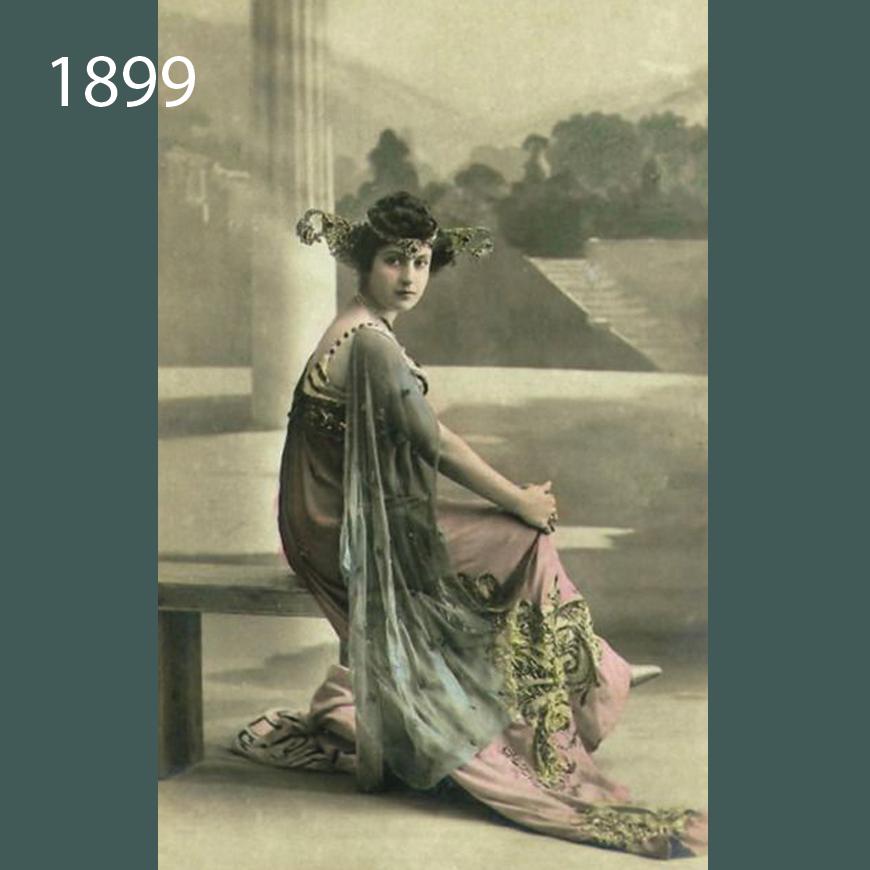 1899 1914 Art Nouveau