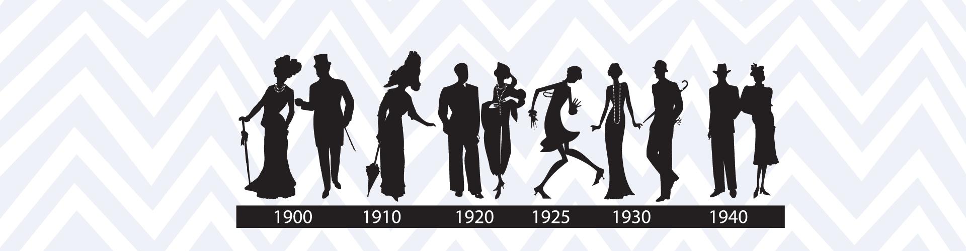 1900 to 1940
