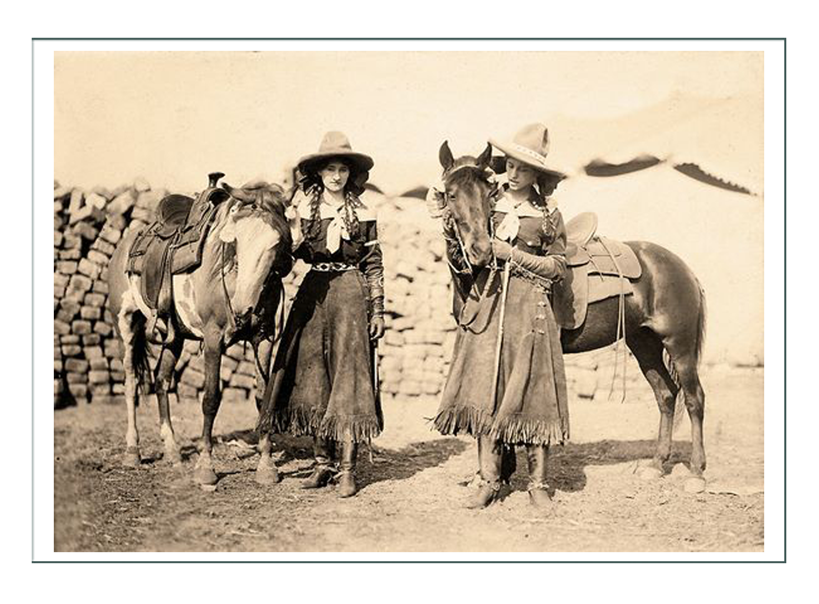 Old west dress up photography 7