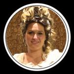 Rebecca Armstrong, 1881 Wedding Ensemble